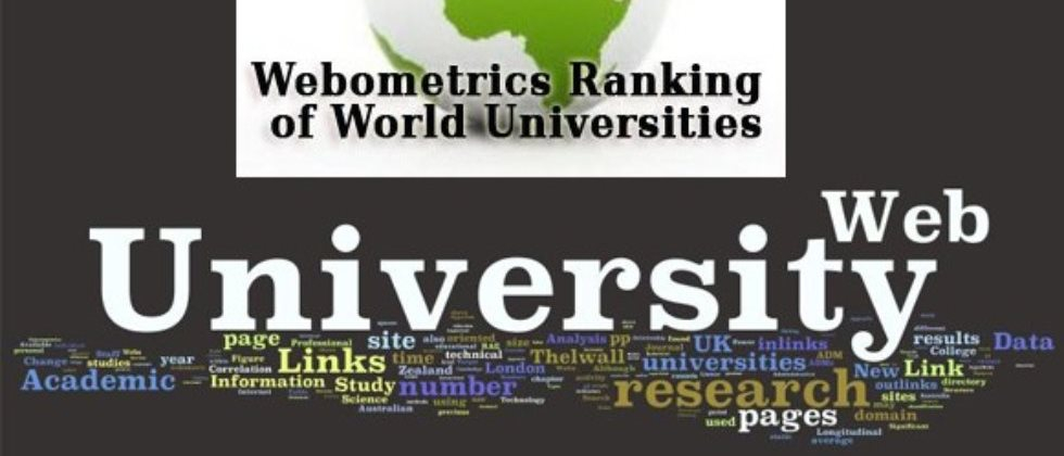 SUP hat ihre Positionen in Webometrics Ranking of World Universities erheblich verbässert